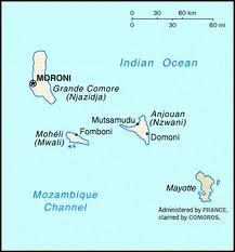 Commentaire d'un poème(2nde, 1ère, Terminale) ISSIWA-SHANDRUDE-MBOINKOUcoelacanthe-des-ComoresCARTE-DES-COMORES ...